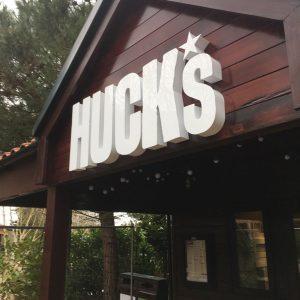 Hucks 15