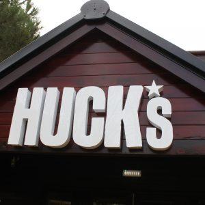 Hucks 18