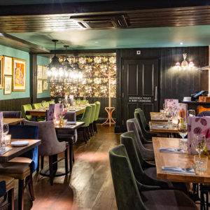 The Hummingbird - Hertford 1