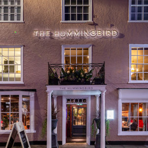 The Hummingbird - Hertford 3
