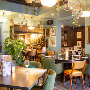 The Hummingbird - Hertford 14