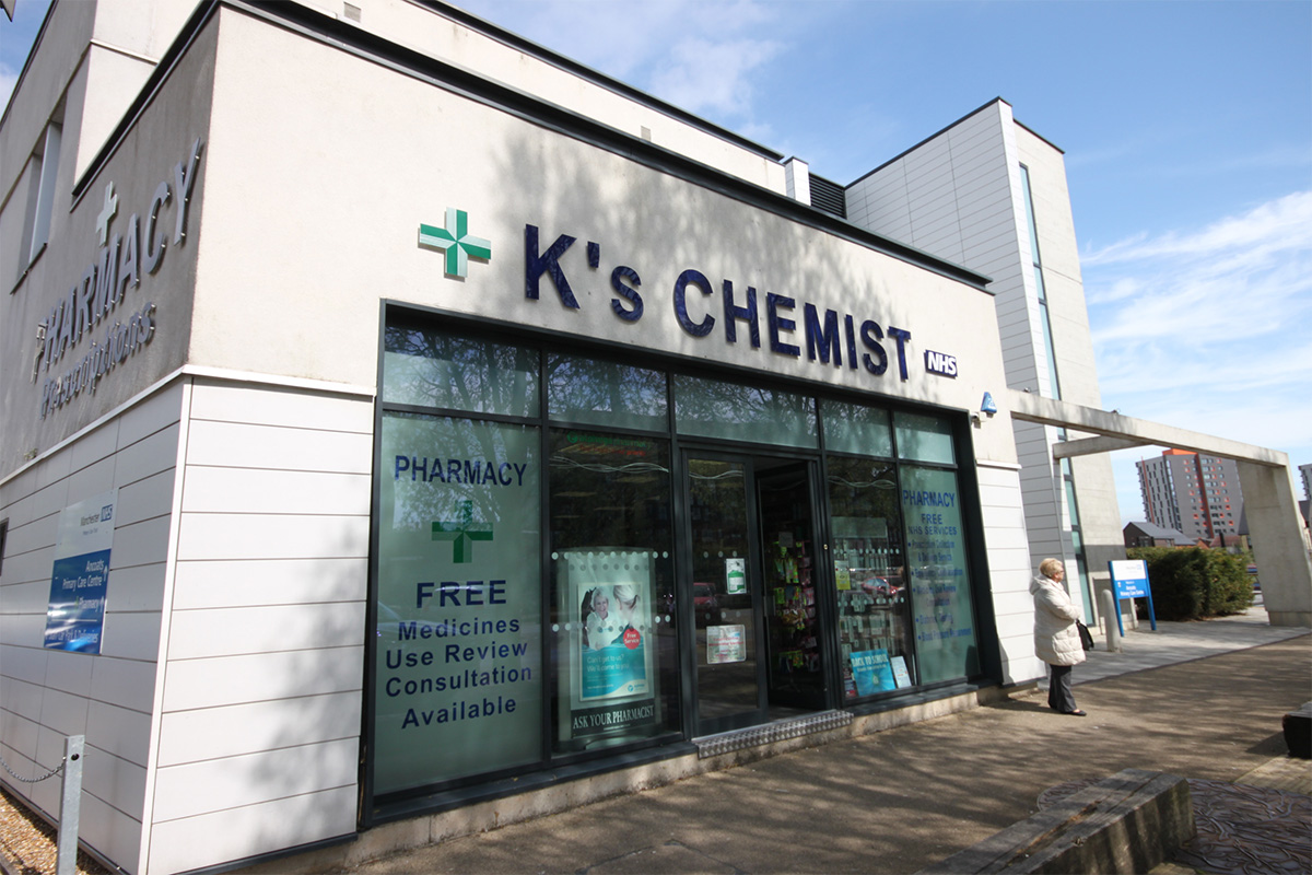 Ks Chemist - Ordsall 1