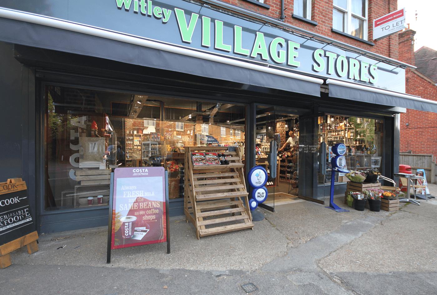 Witley Village Store 1