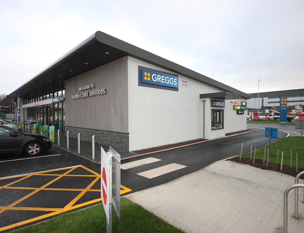 Euro Garages - Frontier Park 12