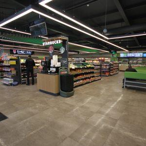 Euro Garages - Frontier Park 2