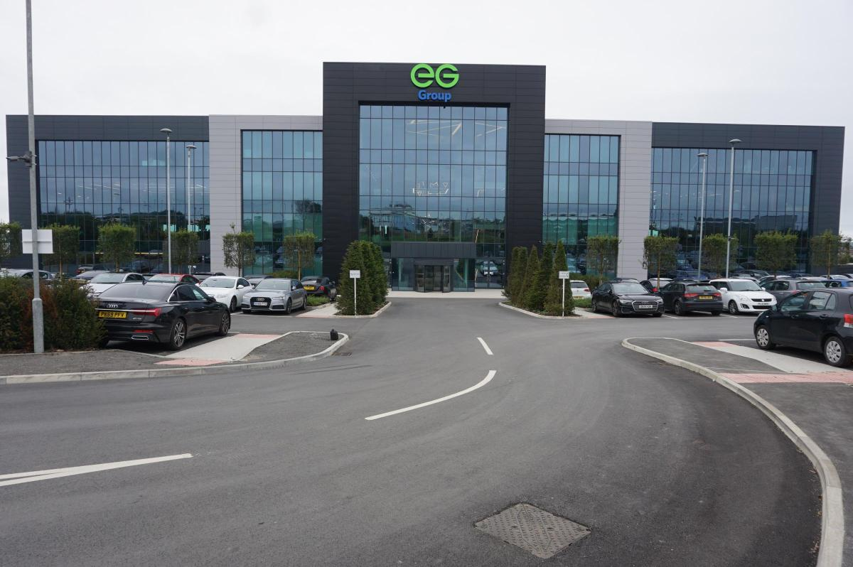 EG Group Headquarters