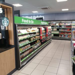 Asda on the move – first of three trial sites!